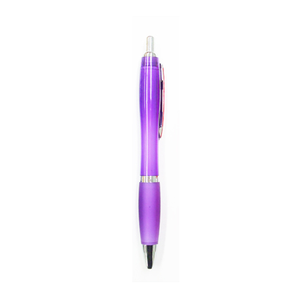 Curva Colour Ballpen Purple
