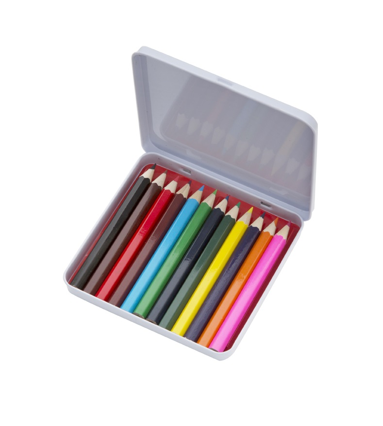 Coloured Pencil Set - White