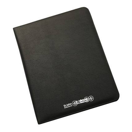 Silburn Folder Black/Black