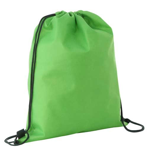 Verdant Non Woven Sports Bag Green/Dark Green