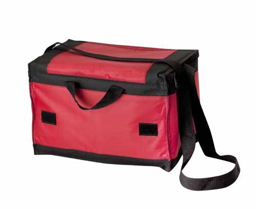 Cool Bag Red/Black