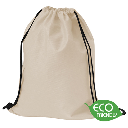 Enviro Sports Bag Natural & Black