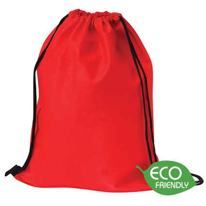 Enviro Sports Bag Red & Black
