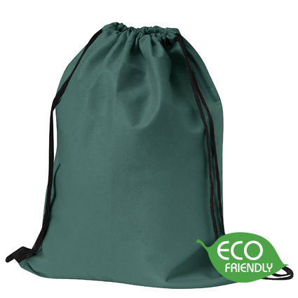 Enviro Sports Bag Green & Black
