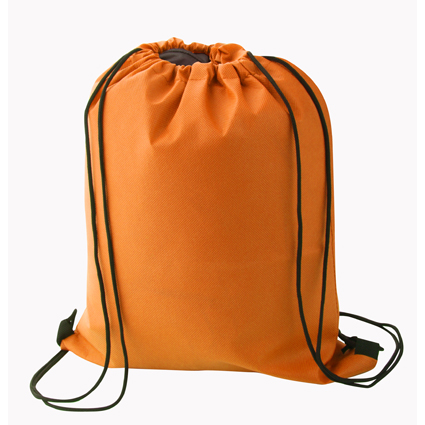 Enviro Sports Bag Orange & Black