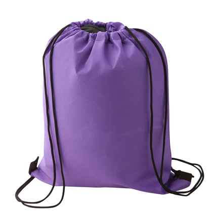 Enviro Sports Bag Purple & Black