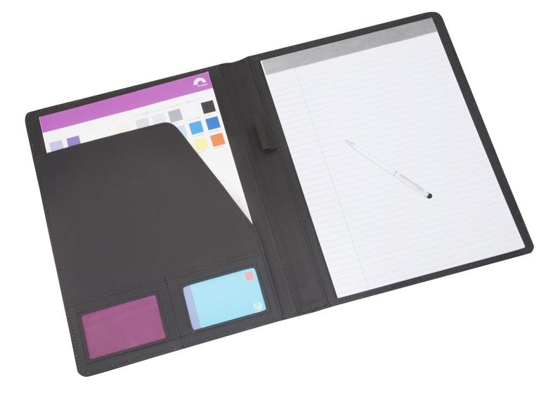 Xenon A4 Conference Folder - Black