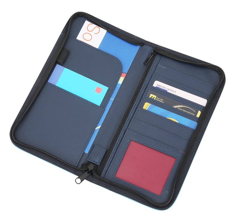 Sorrento Travel Wallet