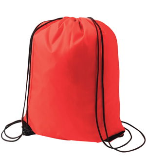 Large Tote/Sports Bag Red