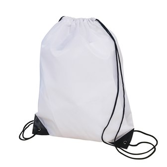 Large Tote/Sports Bag White
