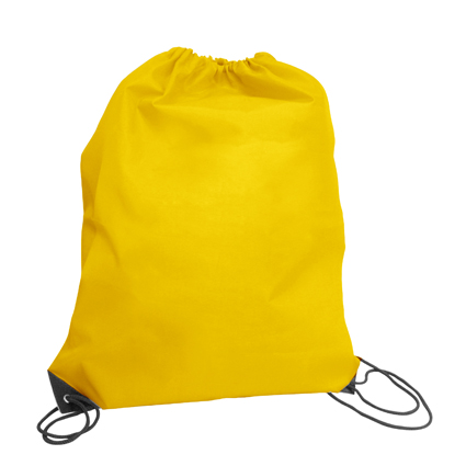 Large Tote/Sports Bag Yellow