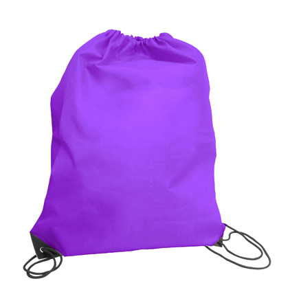 Large Tote/Sports Bag Purple