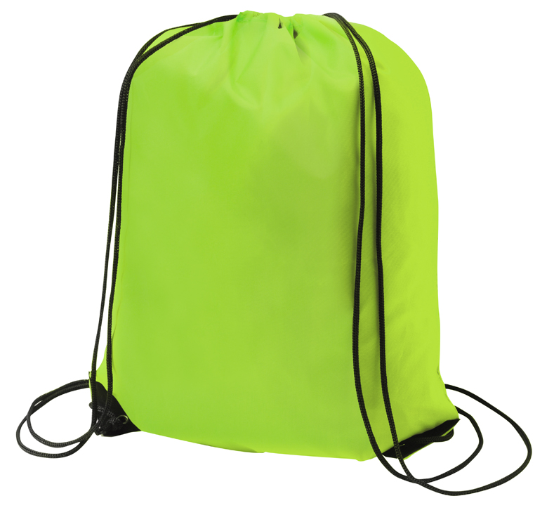 Large Tote/Sports Bag Lime Green