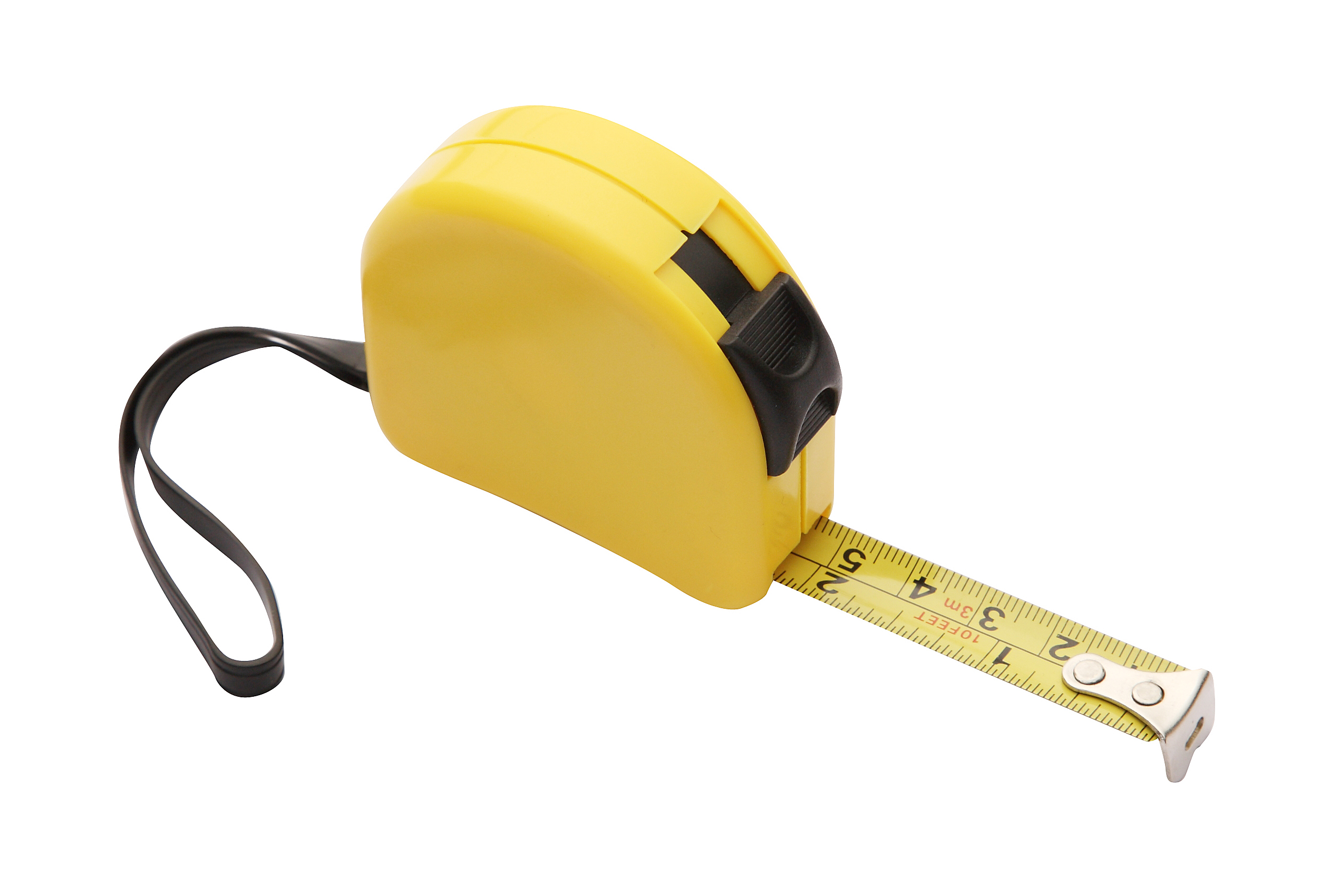 Husky 3M Tape Measure Yellow/Black