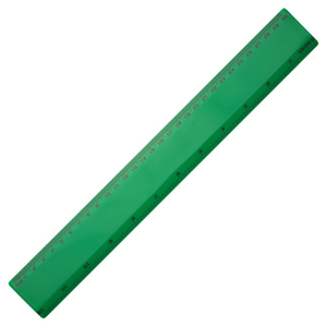 12 Ruler Green/Green