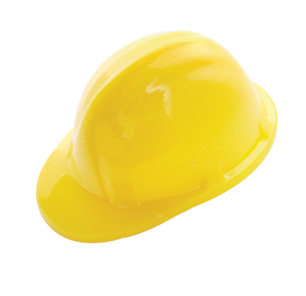 Hard Hat Pencil Sharpener Yellow