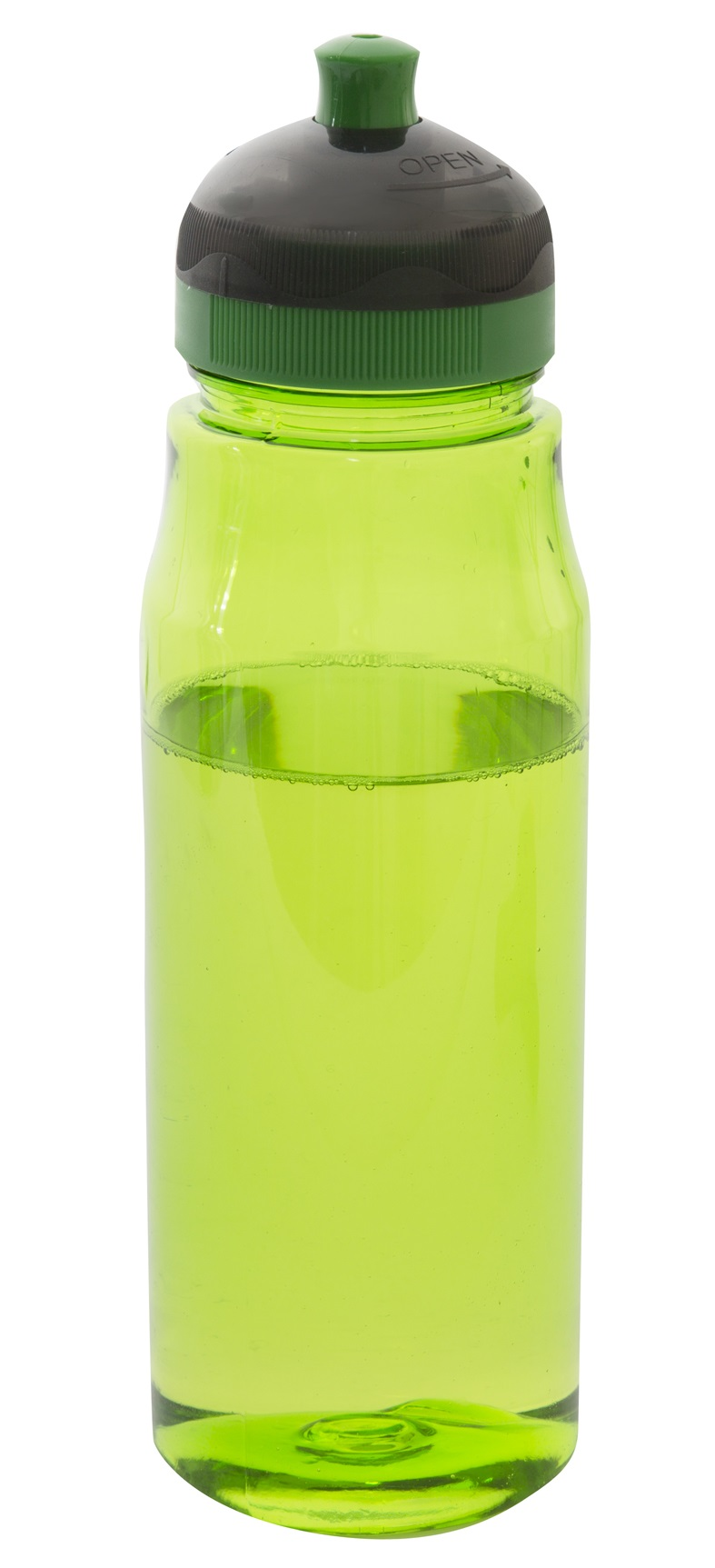 Breeze Bottle - Trans Green