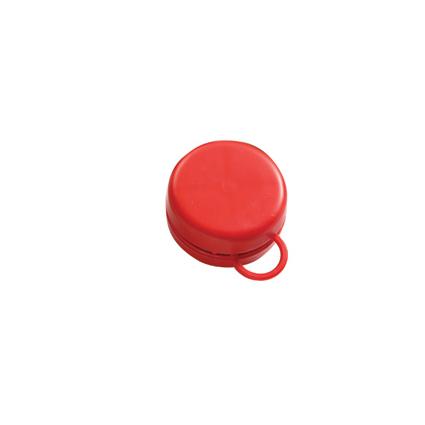 Recycled Yo Yo Red