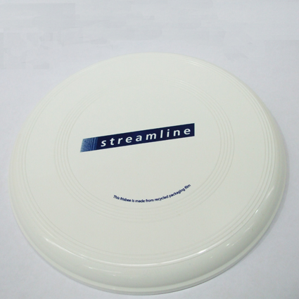 Large Flying Disc White