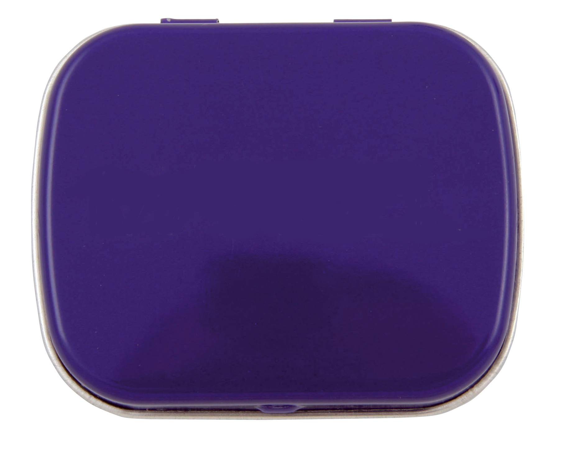 Hinged Tins of Mints - Dark Blue