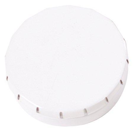 Click Clack Mint Tins White/White