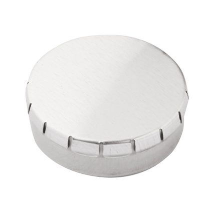 Click Clack Mint Tins Silver/Silver