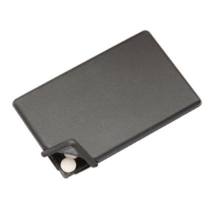 Mint Cards Solid Black