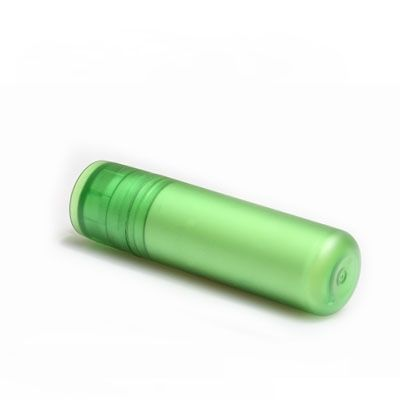 Lip Balm Frosted Finish Lime Green