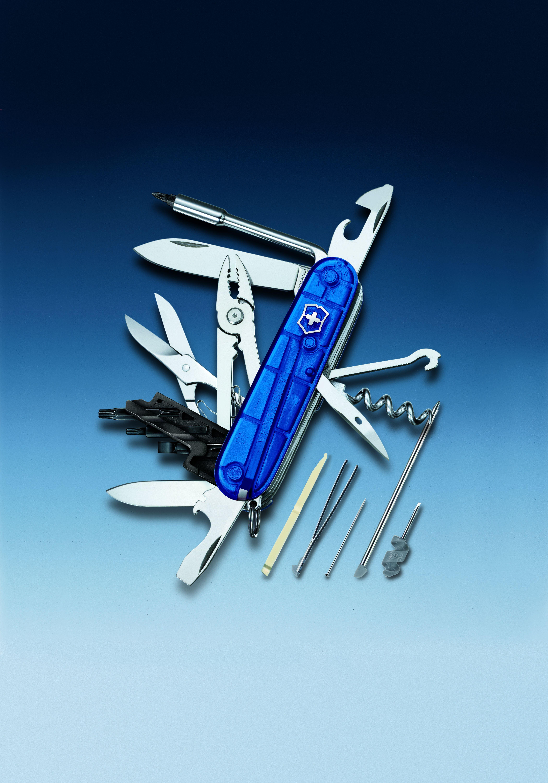 Victorinox Cyber Tool 34 Swiss Army Knife