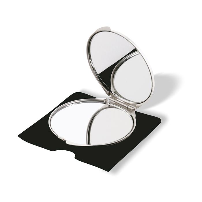 Aluminium Compact Mirror