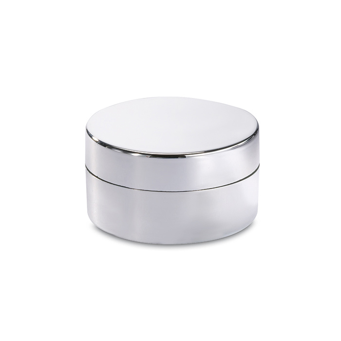 Lip Balm in Silver Pot