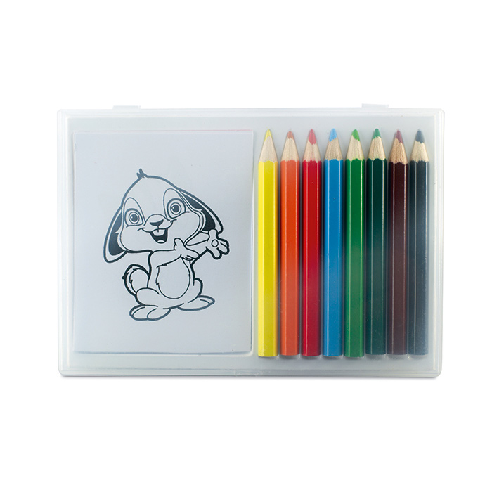 Children's Colouring Set