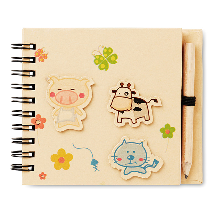Children's Notepad Set
