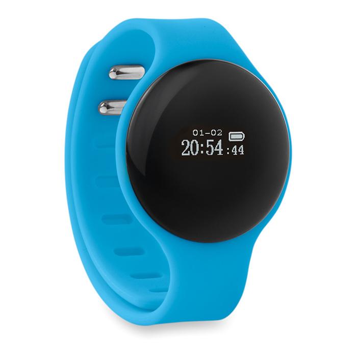 Bluetooth Health Wristband in Silicone