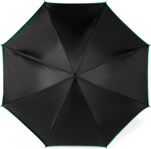 Umbrella with automatic opening.