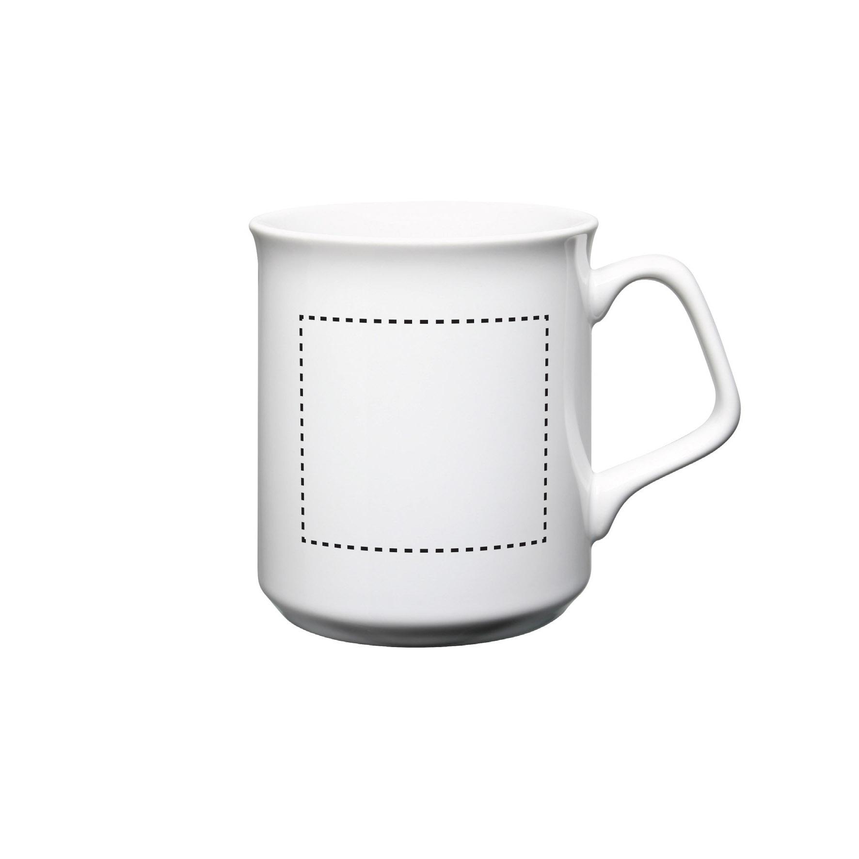 Budget Buster Sparta Mug