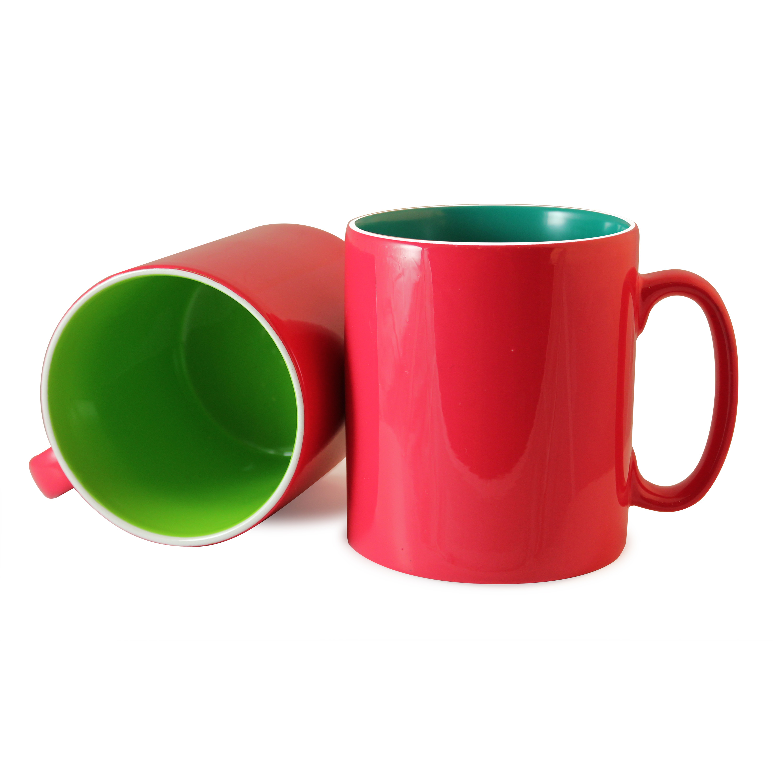 Durham Inner & Outer ColourCoat Mug