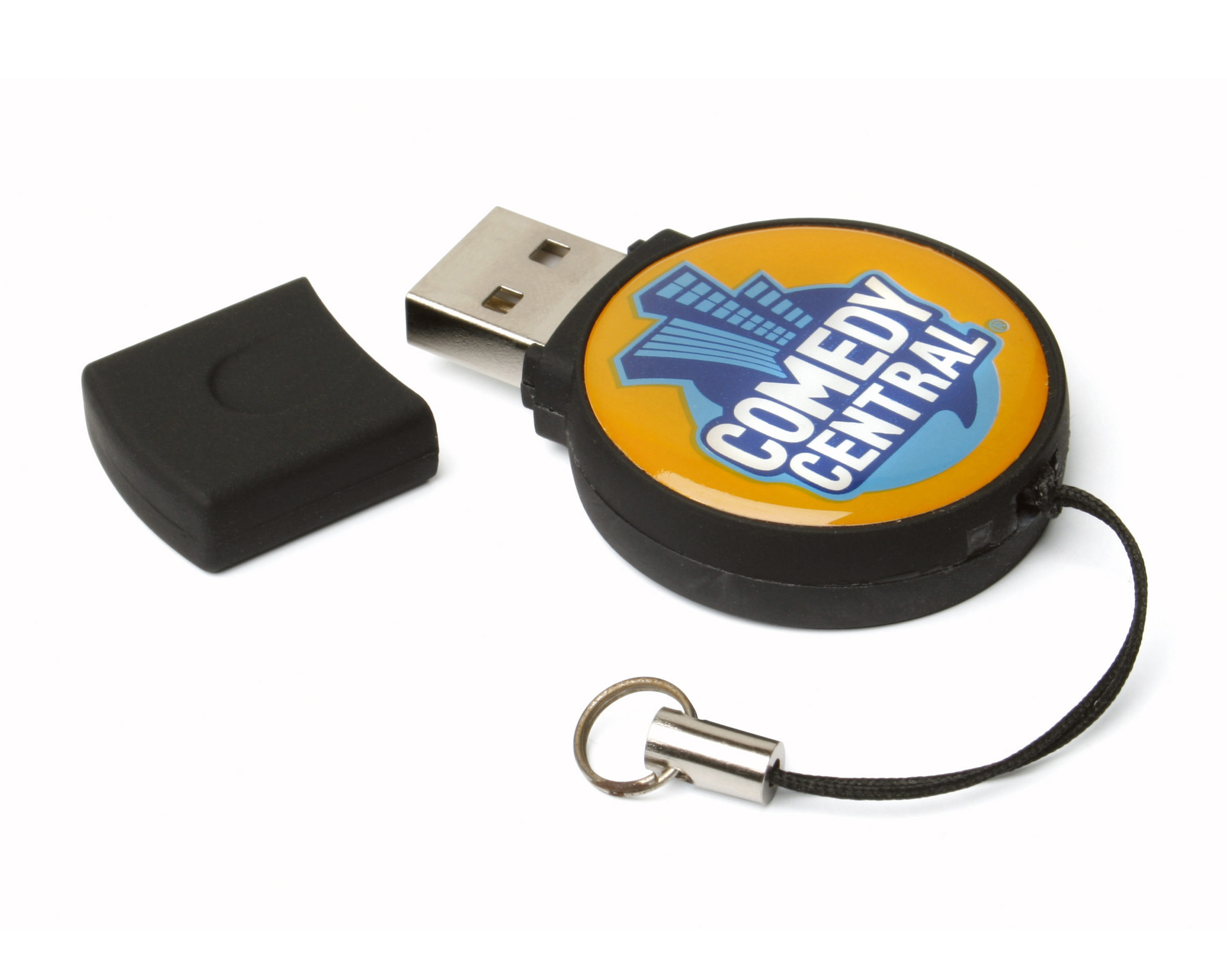 Epoxy Circle USB FlashDrive