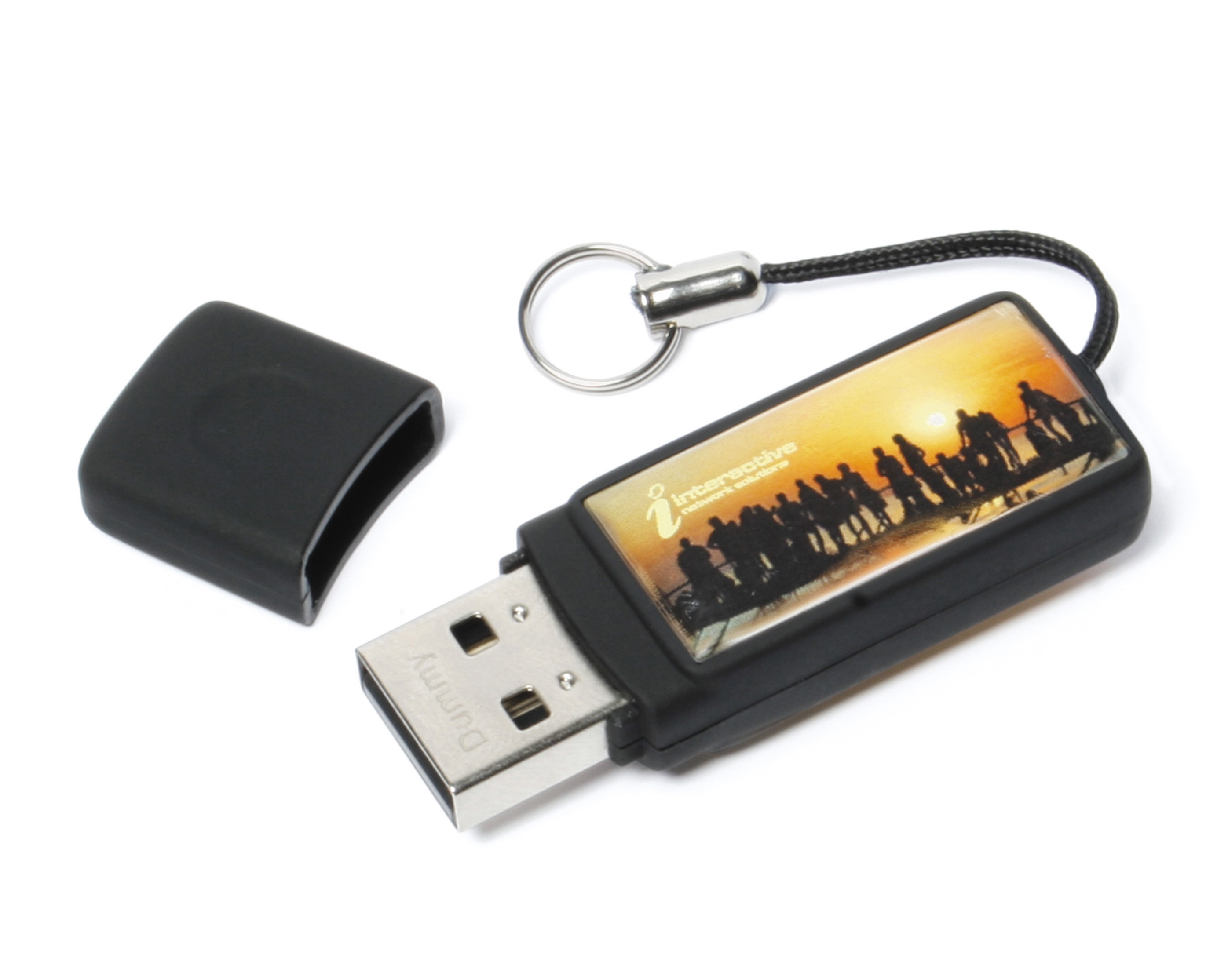 Epoxy Rectangle USB FlashDrive