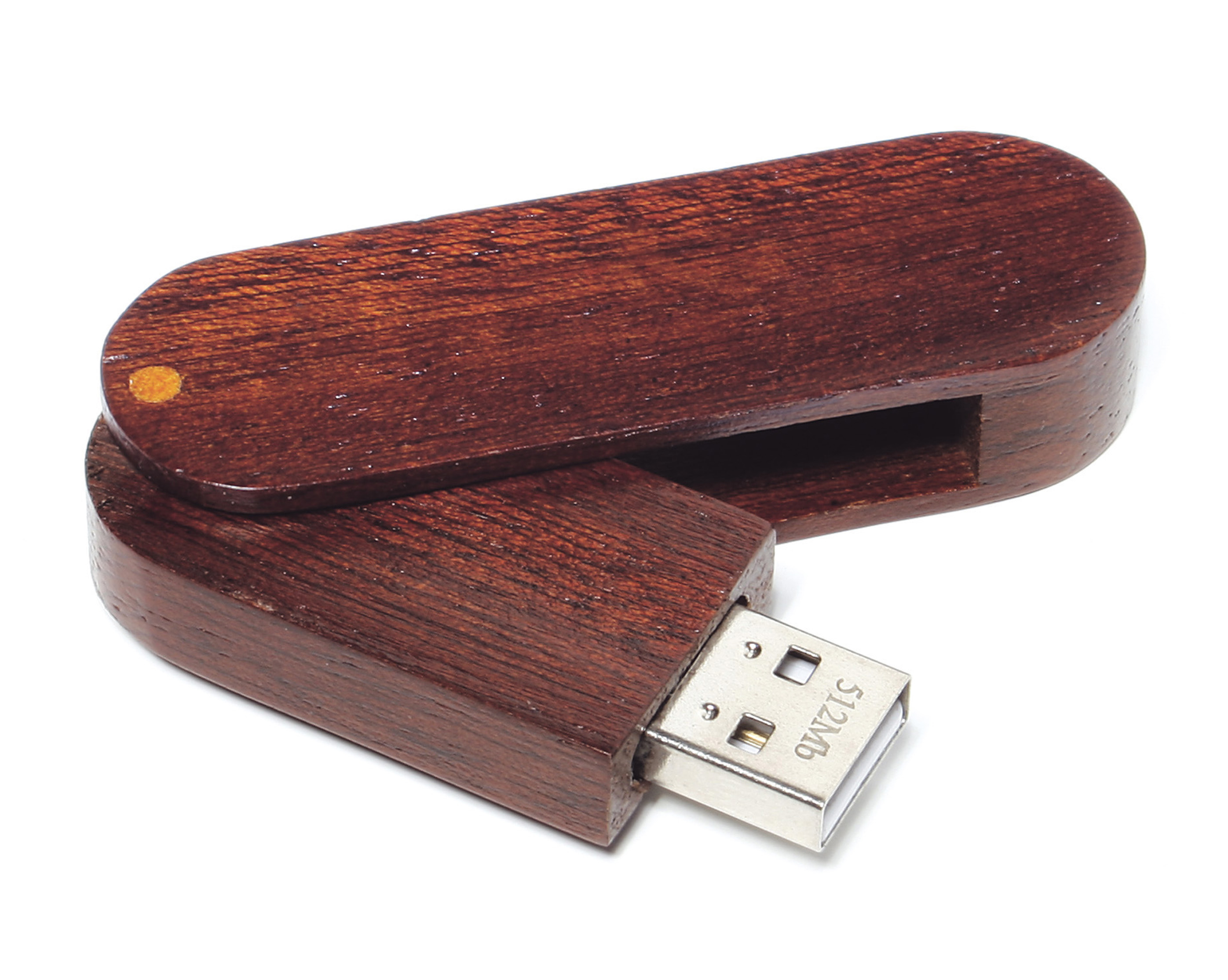 Wood Twister USB FlashDrive