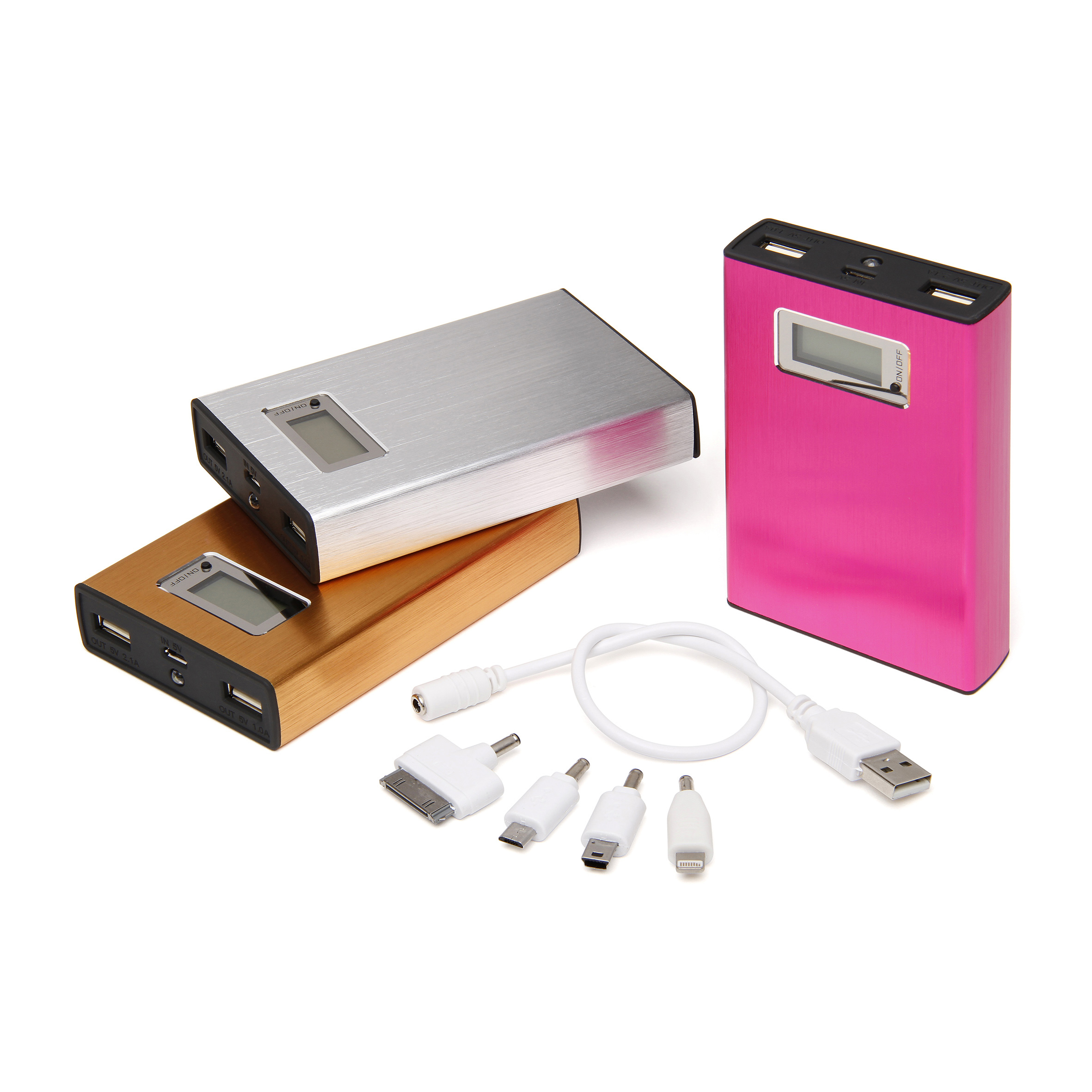 Twin Power Bank