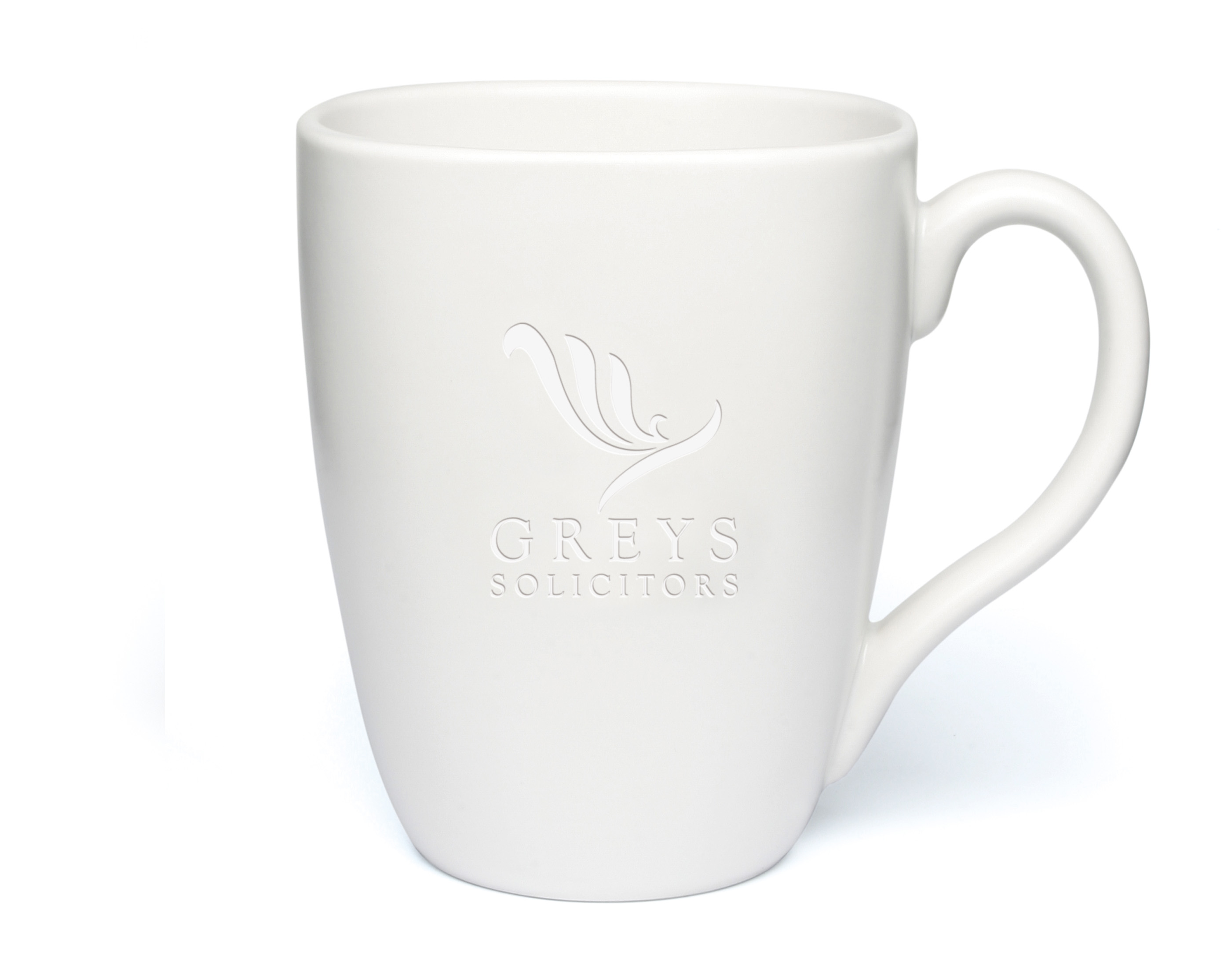 Quadra Etched Mug
