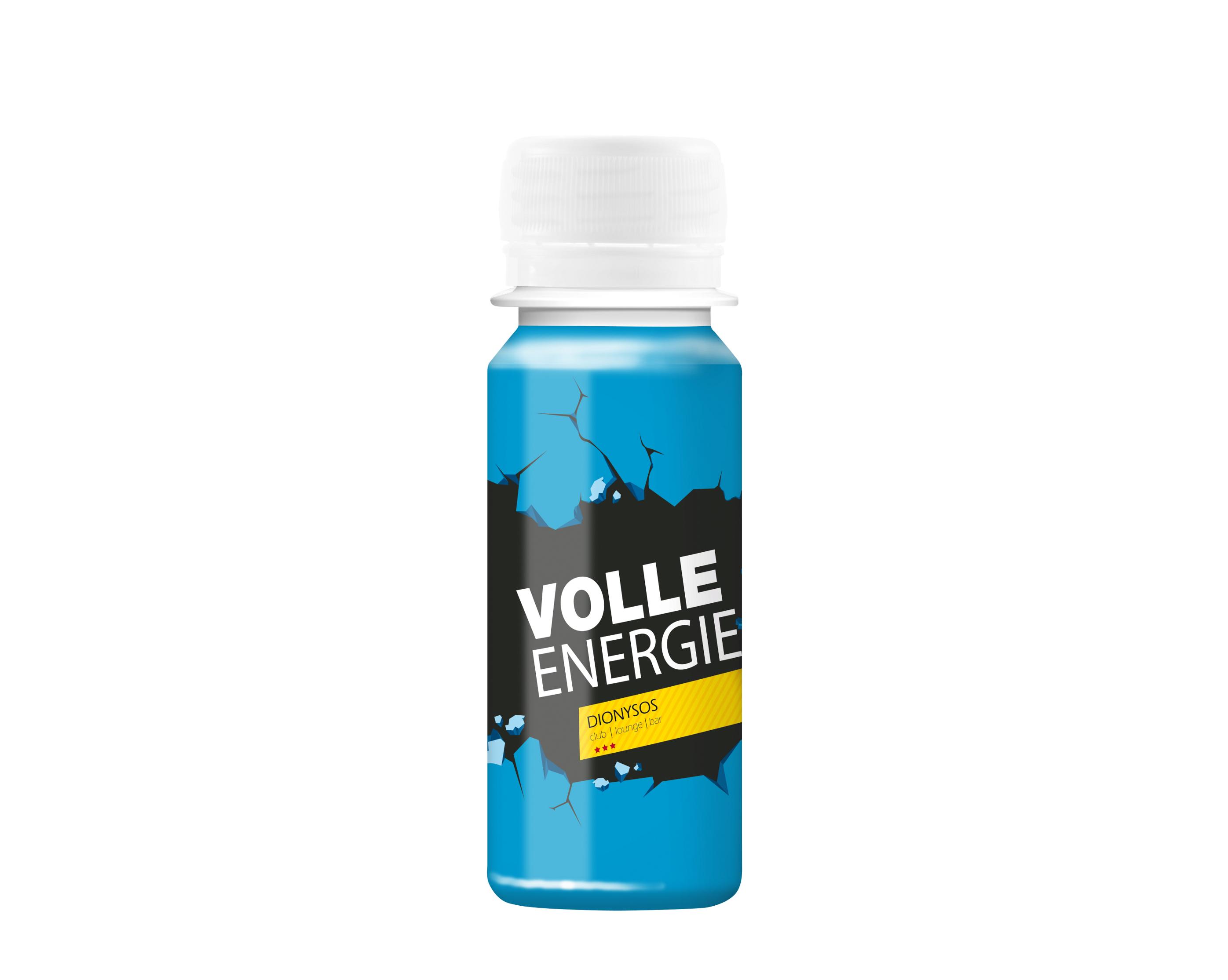 Energy Shot - 60ml Bottle