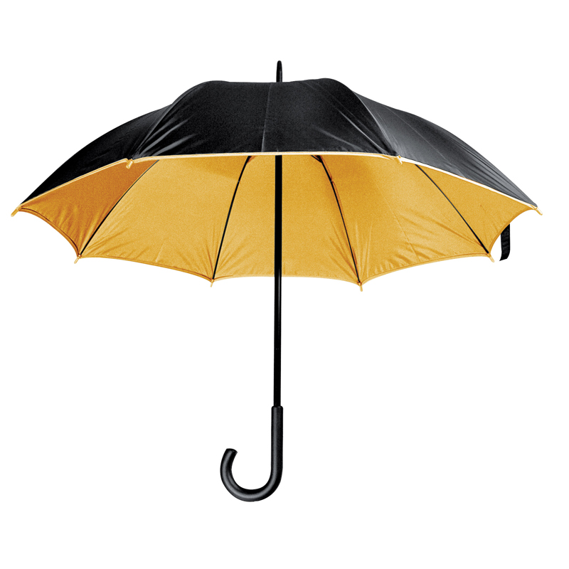 Umbrella with double cover