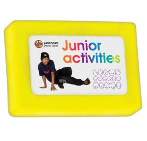 Snap Eraser (Rectangular) (Full Colour Print)