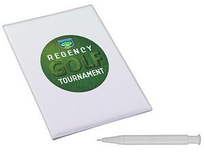 PVC Scorecard Holder (Full Colour Print)