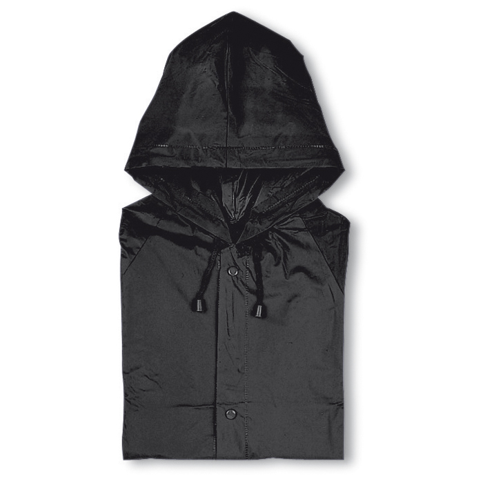 PVC raincoat with hood         KC5101-03