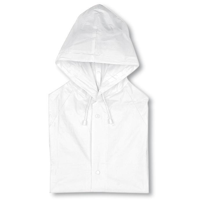PVC raincoat with hood KC5101-06