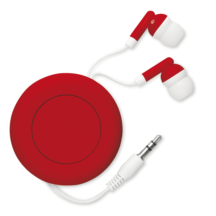 Retractable earphones          MO8806-05
