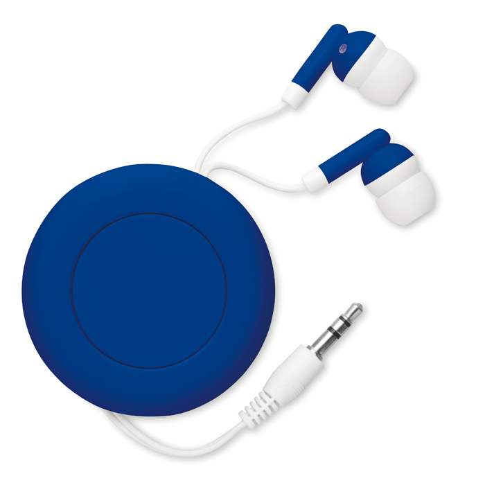 Retractable earphones          MO8806-37